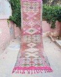 Marokkaanse loper Berber 85x305cm_