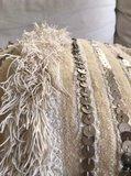 Vintage handira Moroccan wedding deken kussen 50x50cm_