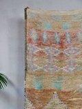 Vintage Marokkaanse Boujaad loper berber 82x288cm_