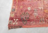 Marokkaans Boujaad vintage berber kleed 185x295cm_