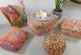 Marokkaans vintage boujaad kilim kussen 60x40cm_