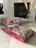 Berber Marokkaans kilim kussen 40x60cm_