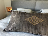 Sabra silk - cactus zijde kussen 50x95cm_