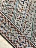 Marokaans Kilim Hanbel loper 155x322cm_