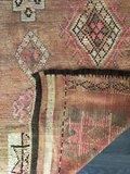 AMOR - Marokaans vintage Boujaad loper 150x340cm_