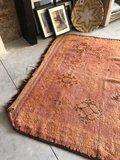 Vintage Marokkaans boujaad kleed 181x365cm_