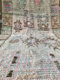 Marokkaanse loper Berber 90x285cm_