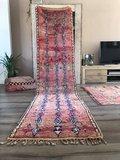 Marokkaanse loper Berber 85x340 cm_