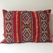 Berber kussen sequins