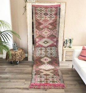 Marokkaanse loper Berber 85x305cm