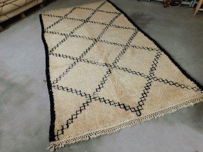 Beni Ouarain kleed 160x288cm