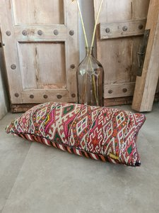 Berber Marokkaans kelim kussen 35x66cm
