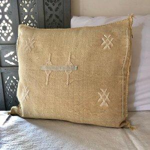 Sabra silk - cactus zijde kussen 46x46cm