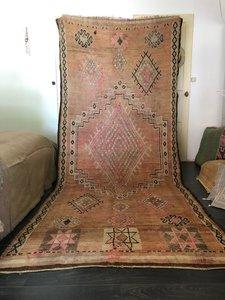 AMOR - Marokaans vintage Boujaad loper 150x340cm