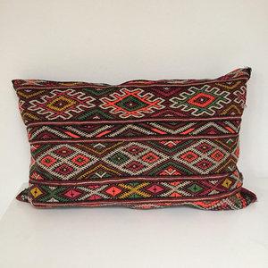 Berber kelim kussen Missoni Style