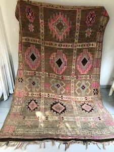 GYPSET Beni M'Guild Vintage Moroccanrug 186X282cm