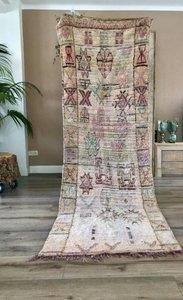 Marokkaanse loper Berber 90x285cm