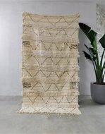BOHO Vintage Marokkaans bruidskleed Handira 110x220cm